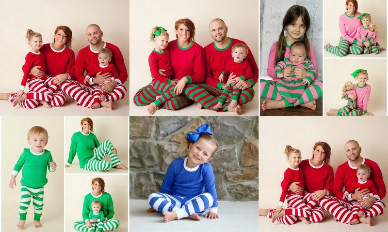17 Best images about Holiday Matching Family Pajamas on Pinterest ...