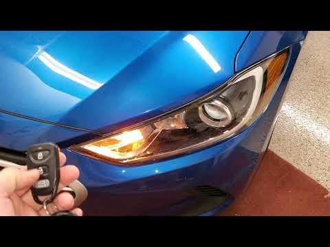 2017 2018 2019 2020 Hyundai Elantra Key Fob Remote Control Testing After Changing Battery Youtube Hyundai Elantra Elantra Hyundai