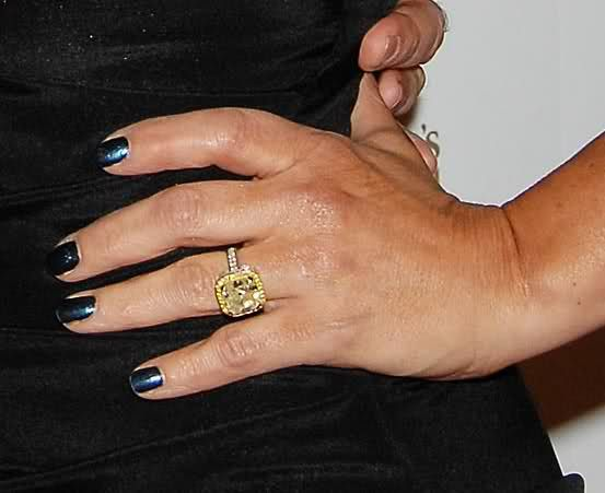 Adrienne Maloof Celebrity Engagement Rings Pinterest Adrienne