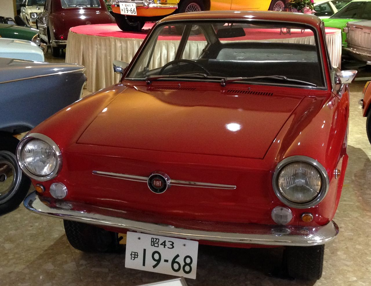 1968 Fiat 850 Coupe With Images Fiat 850 Japanese Cars Car