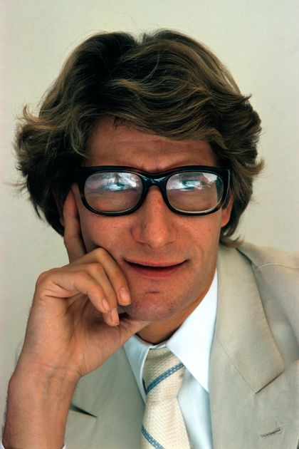 Yves Saint Laurent Was Heavily Influenced By Counter Culture In The 1960s Drawing Influences From Political Movements And Pop