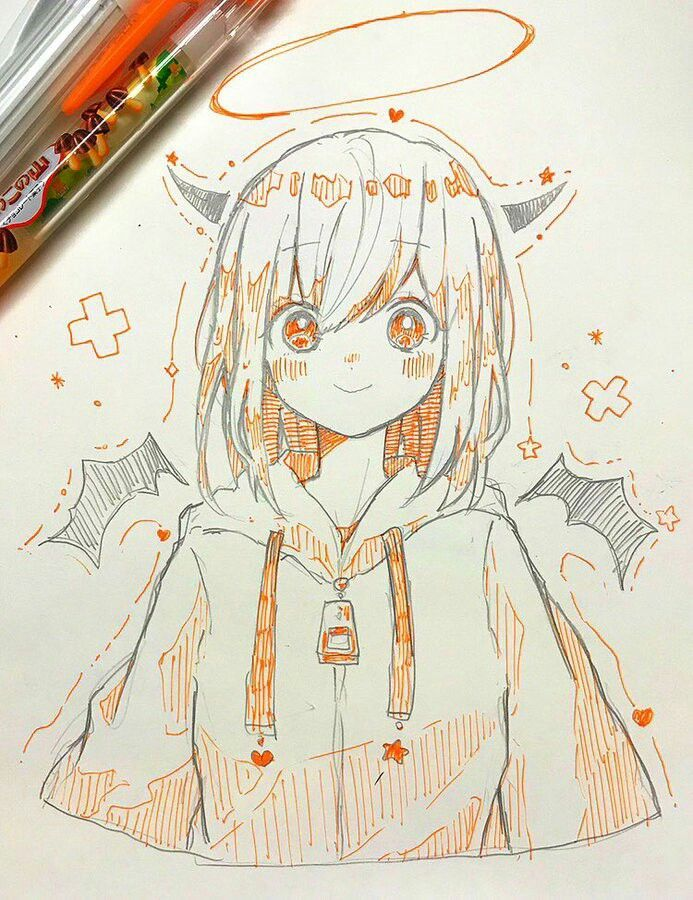 Photo of Collection of the most beautiful anime drawings