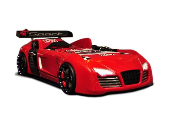 Fast Car Beds The World S Best Designed Car Beds Now Available In Australia Car Bed Toddler Bed Boy Big Boy Room Decor