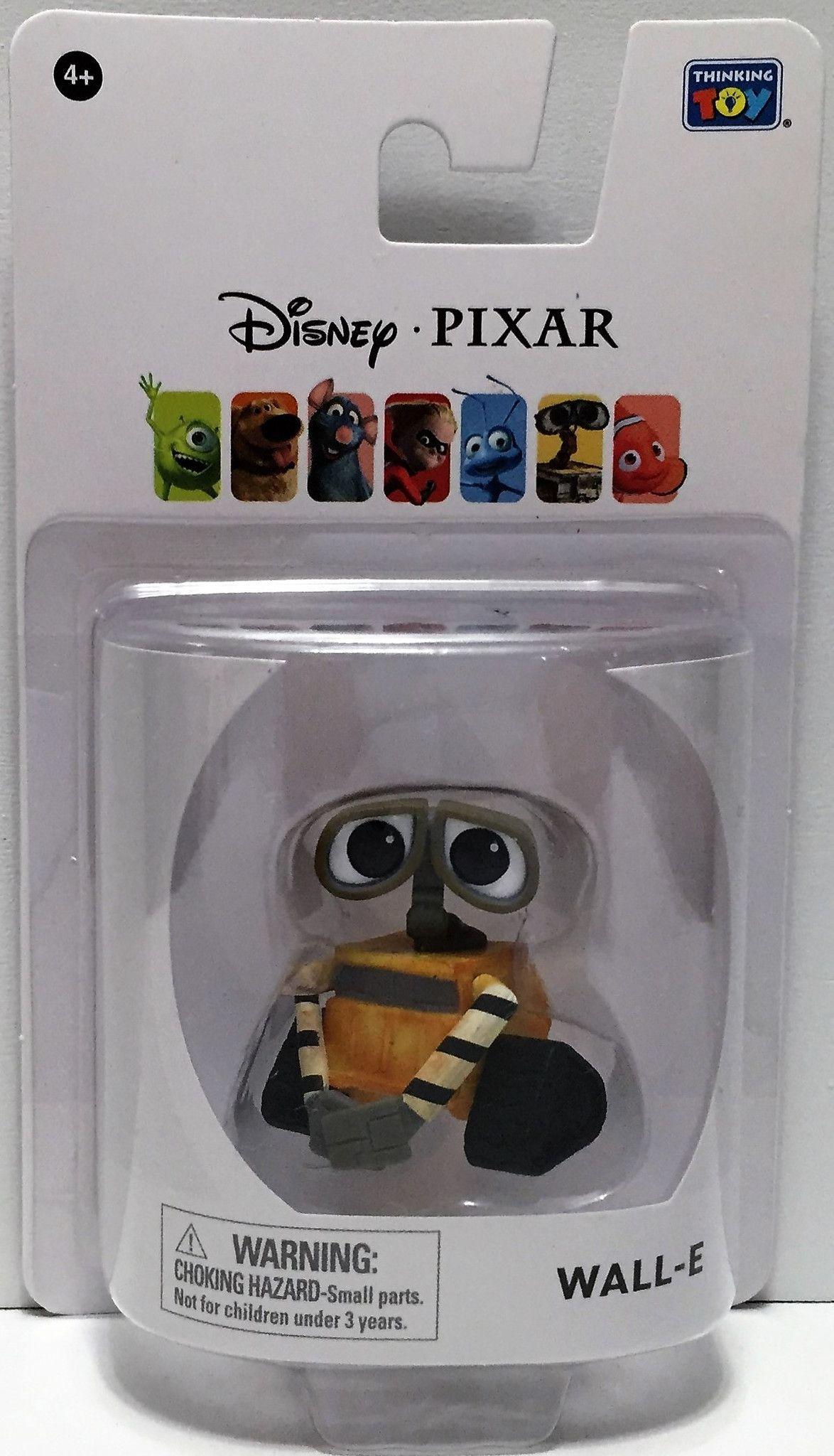 TAS034757) - Thinkway Toys Disney Pixar Action Figure - Wall-E ...