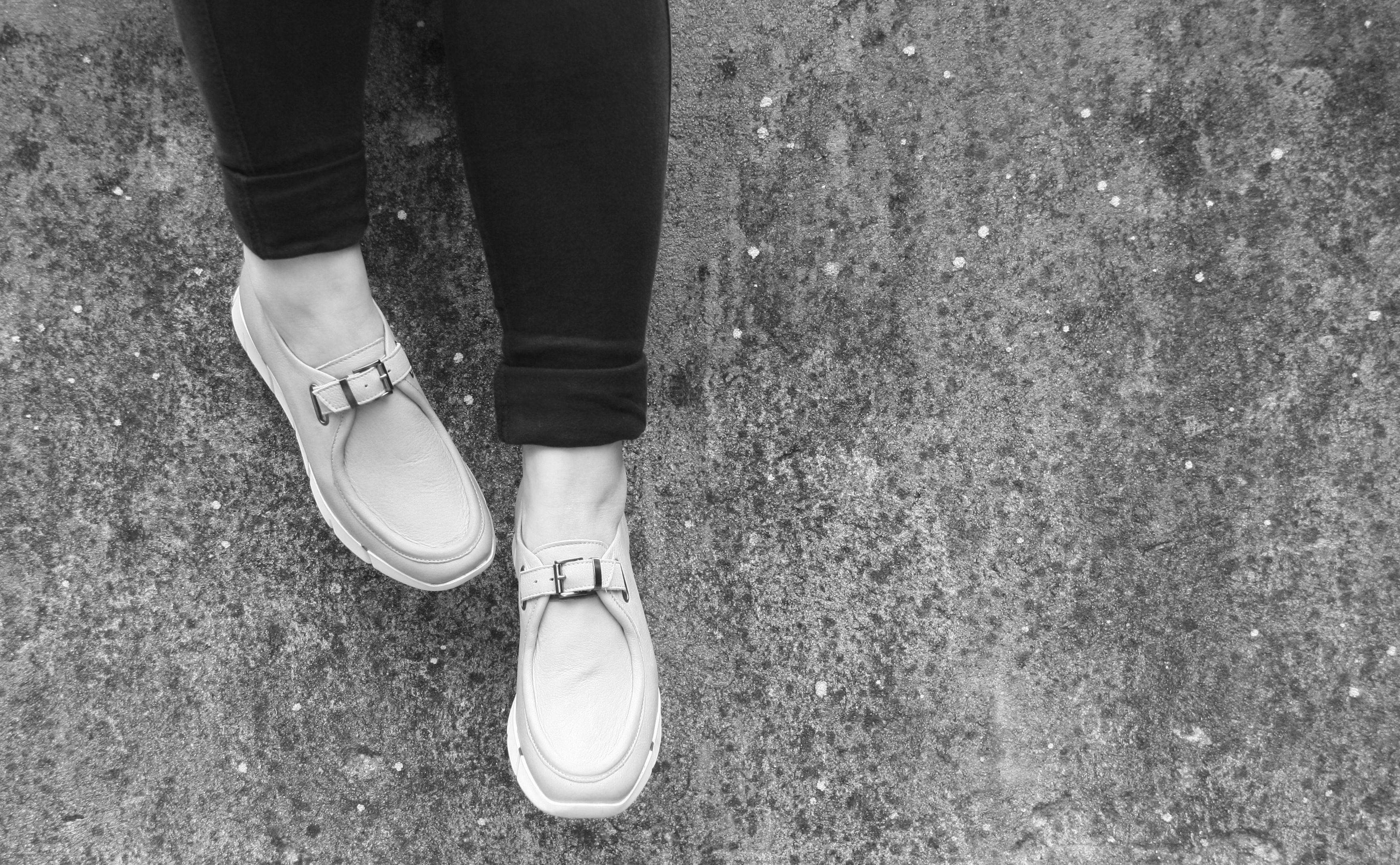 Lofina sneakers - style E6-630