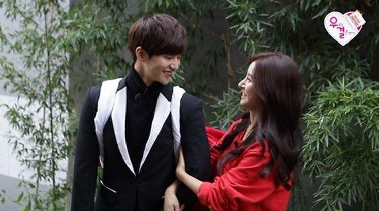 Wgm thai sub jae rim dating