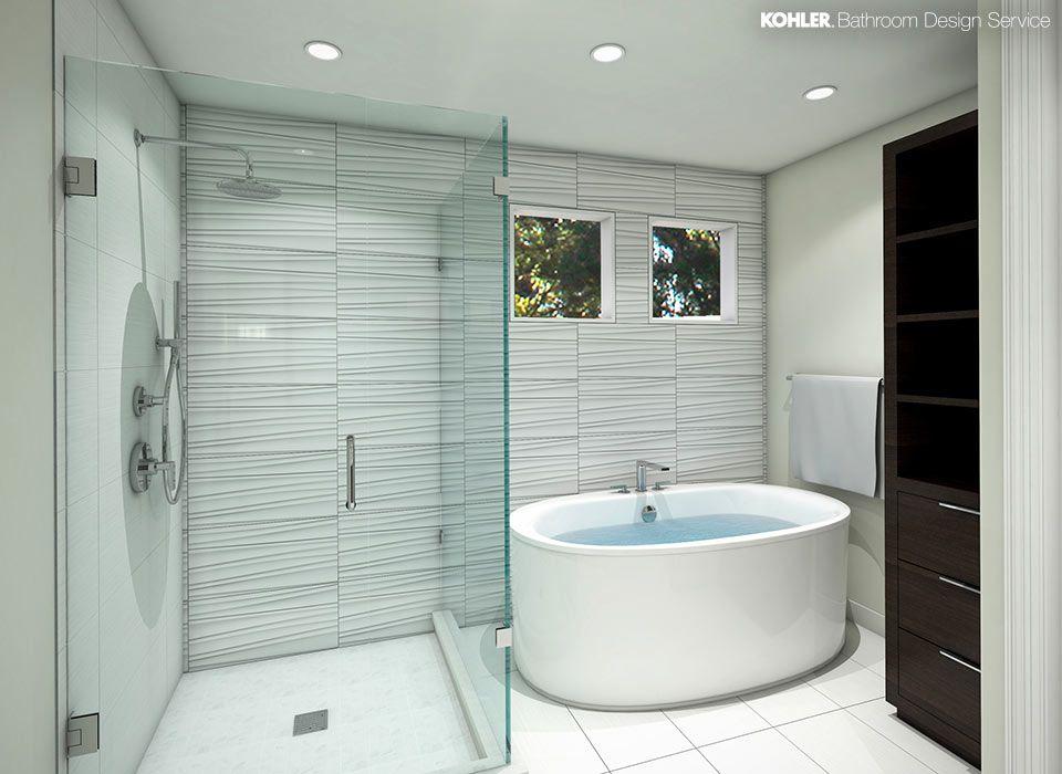 Kohler Bathroom Design Service Personalized Bathroom Designs House Bathroom Designs Kohler Bathroom Personalized Bathroom
