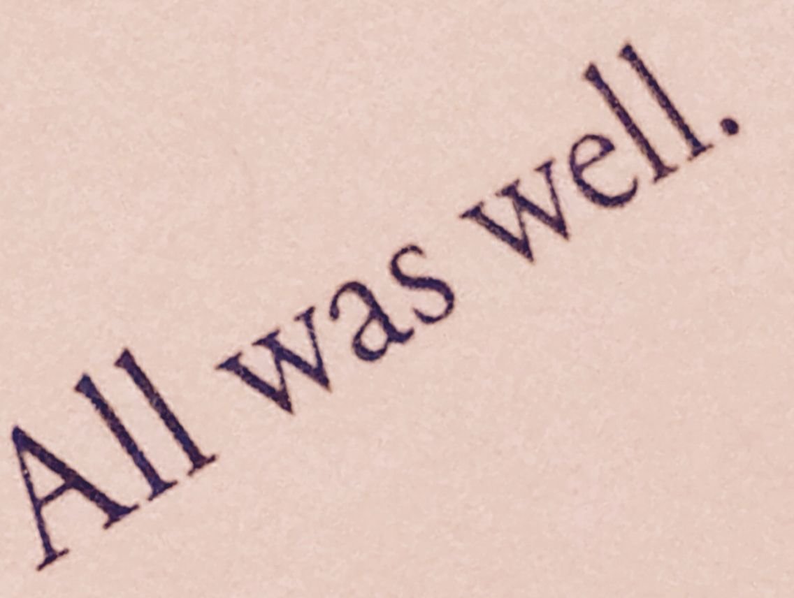 All Was Well Harry Potter Quotes Tattoo Quotes Quotes
