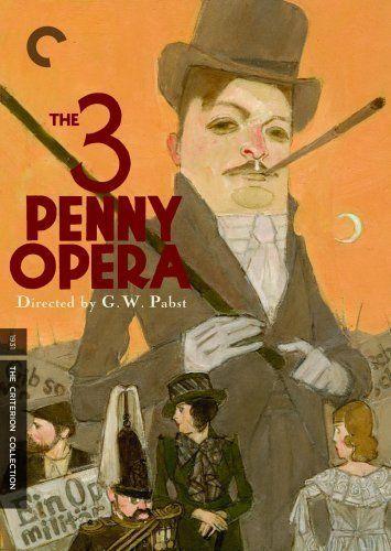 The 3 Penny Opera 1931 La Opera De Los Tres Centavos Musica Culta Ilustraciones