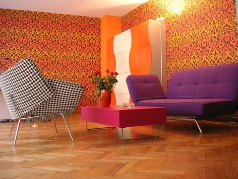 Nice Design And Colorfull Flat In The Heart Of Marseille European Capital Of Culture In 2013 France Design Modern Spaces Interior
