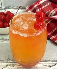 Take me on the Couch tail | Przepis Planters Punch Przepis on