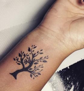 37 Tatuajes Para Mujeres Bonitos Delicados Pequeños Y Con