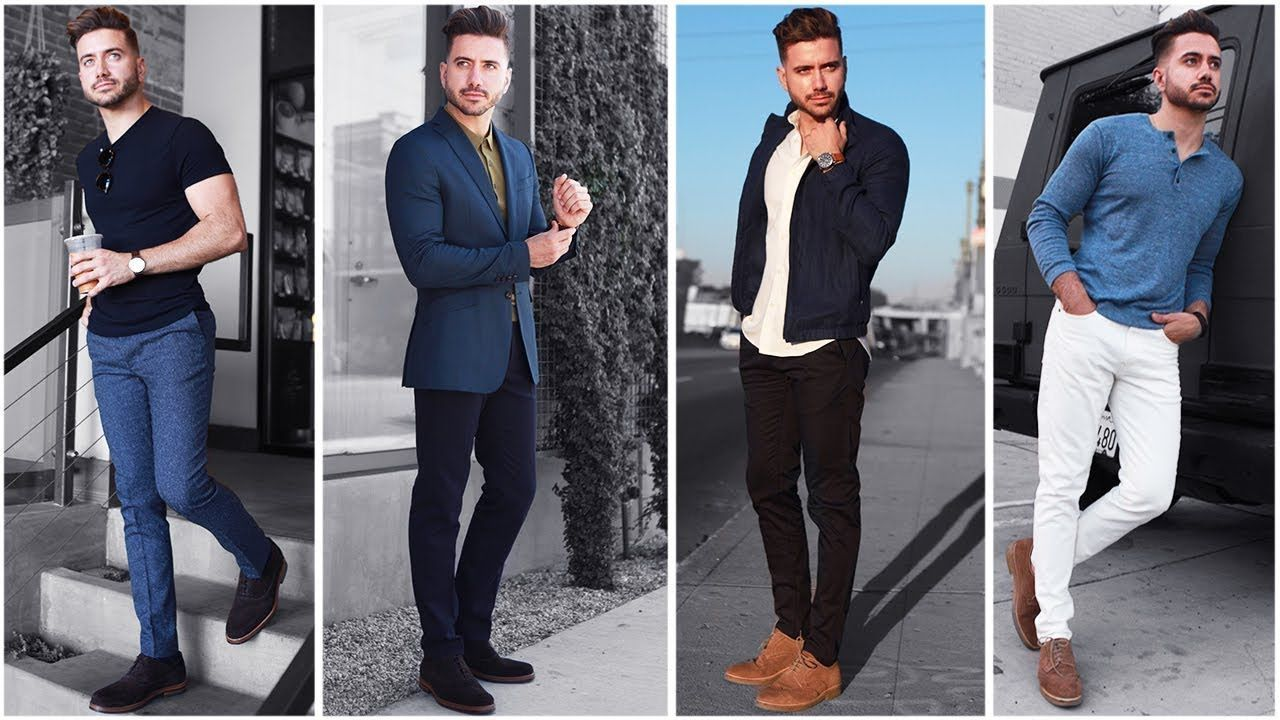 293768ac6 4 Easy Outfits for Men