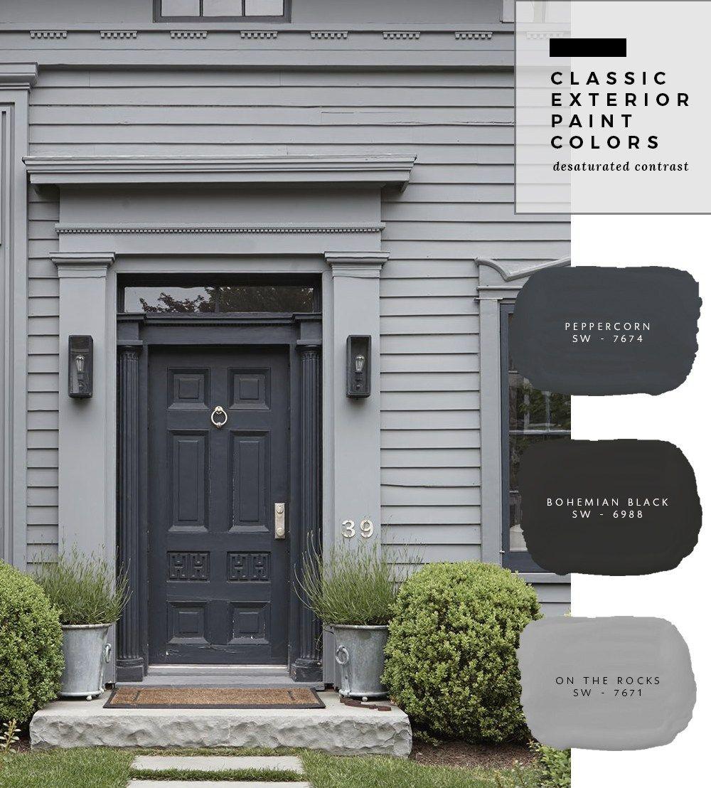 Exterior Paint Color Combinations Exterior House Paint Color