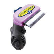 Furminator Short Hair Deshedding Tool For Small Cats Cat Brushing Cat Grooming Tools Long Haired Cats
