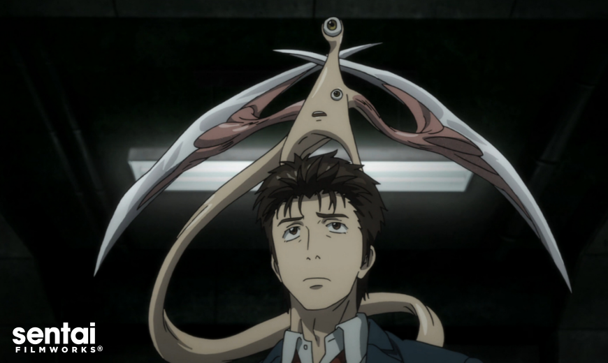 Top 10 Anime Possessions [Updated] Anime, Migi parasyte