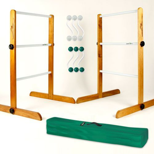 Ladder Ball Game Tournament Edition With Carrying Case Ladder