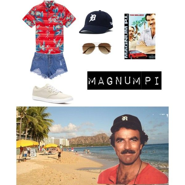 Magnum Pi Shorts | www.imgkid.com - The Image Kid Has It!
