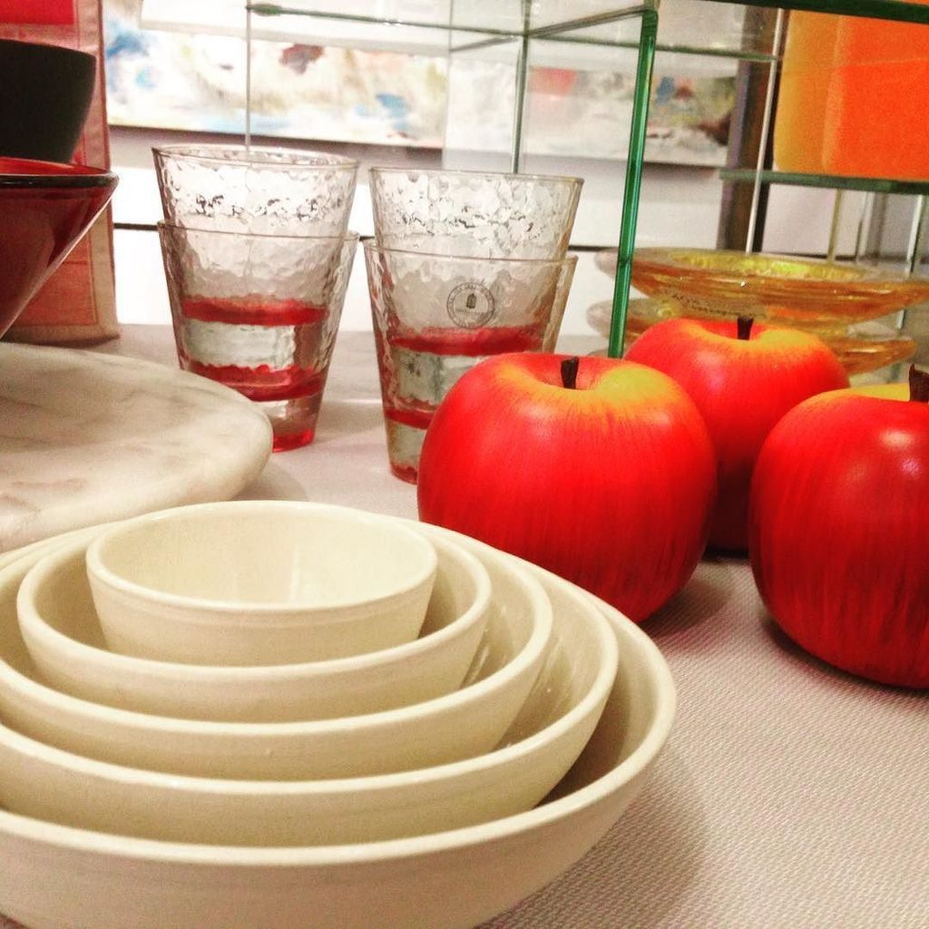Pretty things for your kitchen. Come explore what's new at Lemonceillo Home.