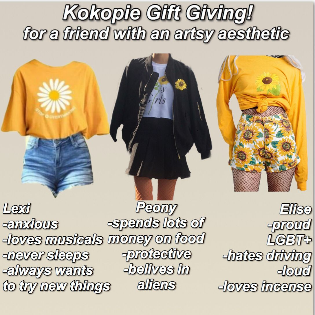 all products are from kokopie | Bee Happy/Sunflower in 2019