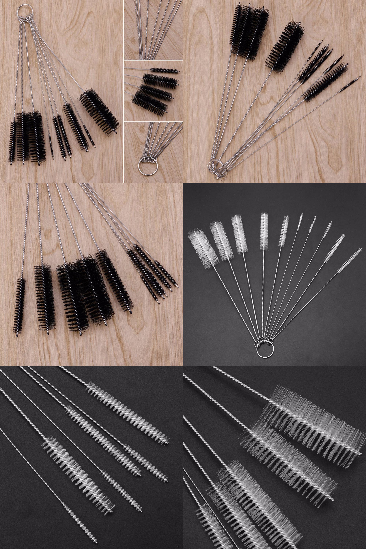 Visit to buy pcs household bottle tube cleaning brush set home