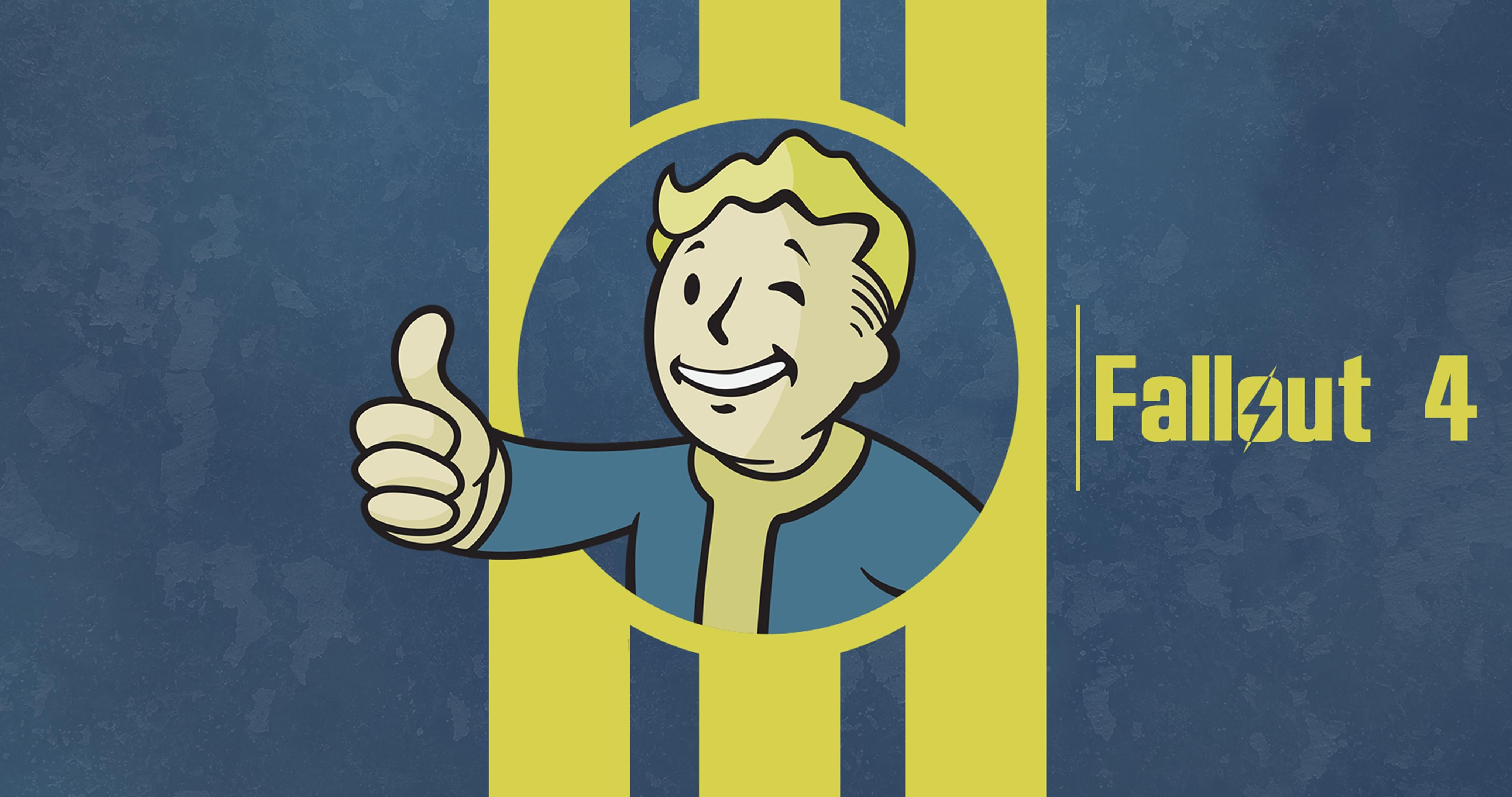 4096x2160 Fallout 4 Vault Boy Wallpapers For Android Desktop
