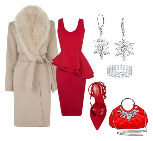 going out to dinne with him by bsimon623 on Polyvore featuring Warehouse, Jean-Michel Cazabat, Bling Jewelry, women's clothing, women's fashion, women, female, woman, misses and juniors