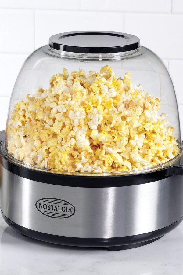 Nostalgia Stirring Popcorn Maker HomeAppliancesPop