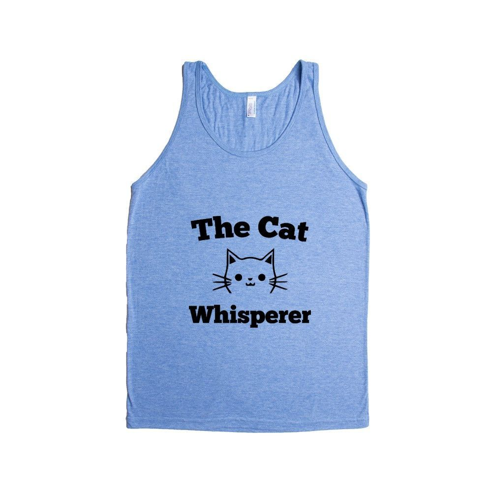 Cat Whisperer Kitty Kitties Cats Kitten Kittens Pet Pets Feline Felines Animals Animal Lover SGAL6 Men's Tank