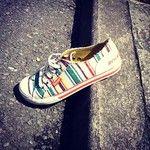Jazzin sneaker