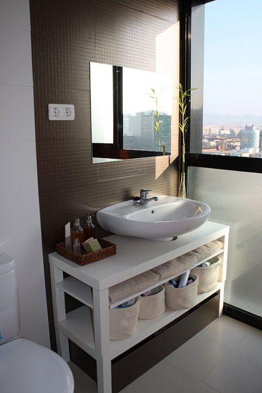CUARTOS DE BAÑO EMPAPELADOS   Cuarto de baño, Decorar tu casa y Es facil