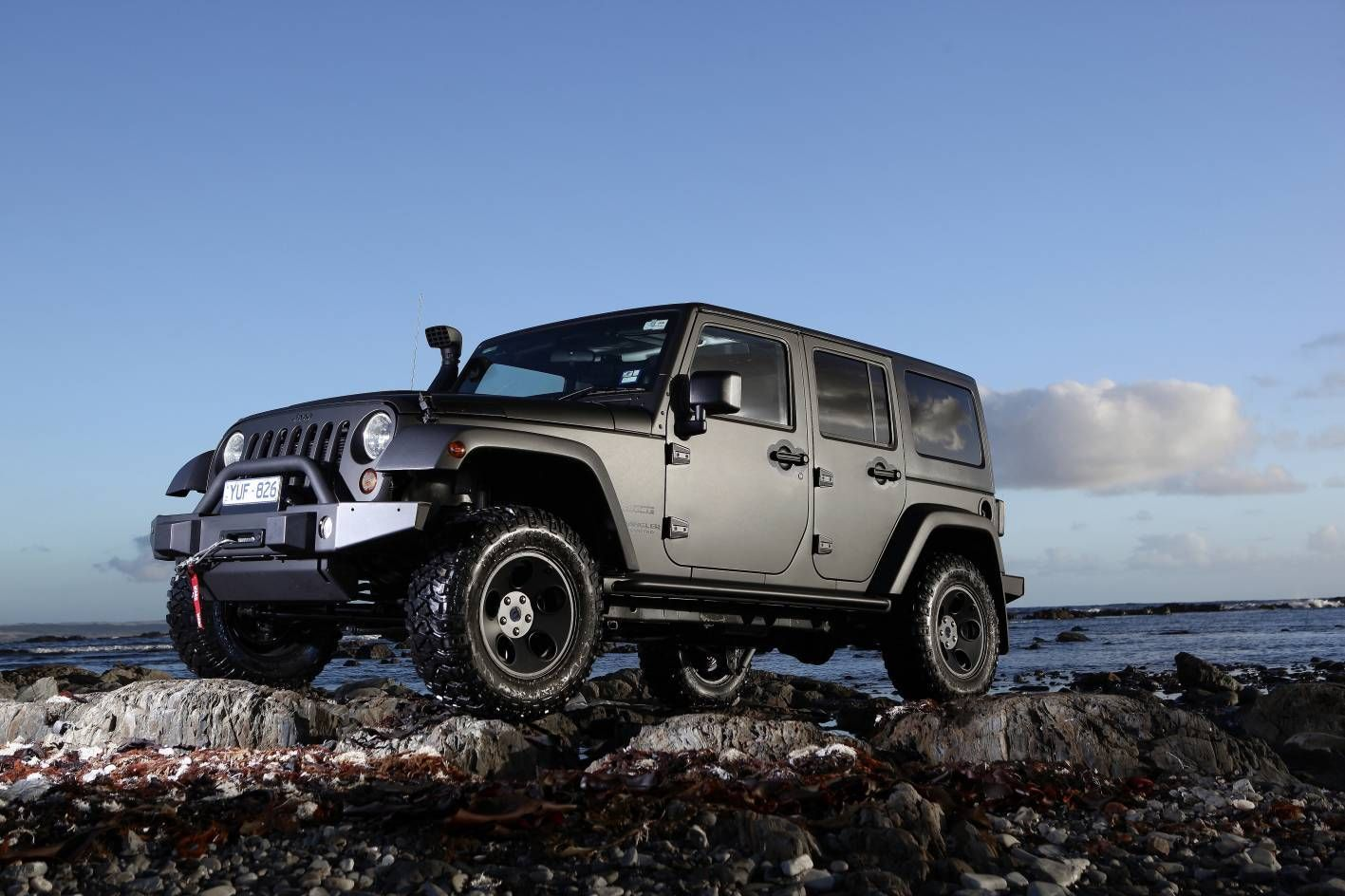 Great Jeep Wrangler Unlimited Australia