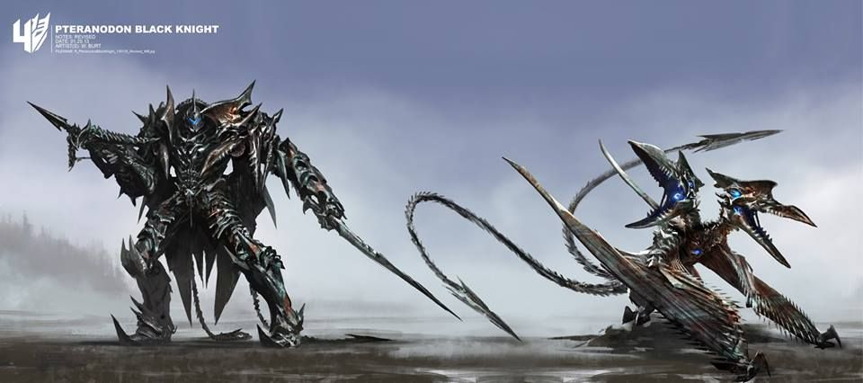 The Dinobot Strafe in his Cybertron Scout Archer mode ...
