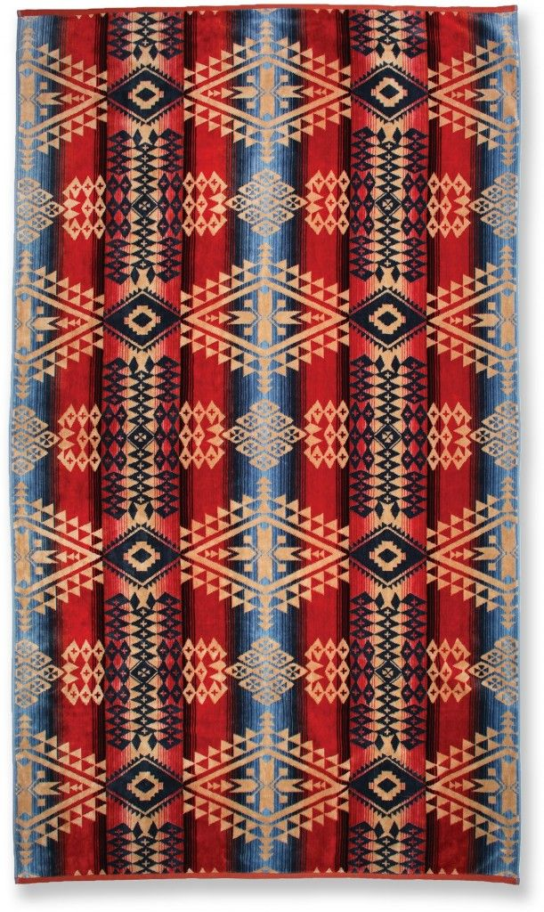 Pendleton Oversized Jaquard Beach Towels