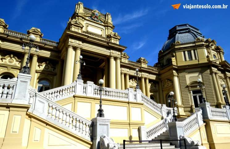 Rio de Janeiro: visita ao Palácio da Guanabara | Viajante Solo | Denise Tonin