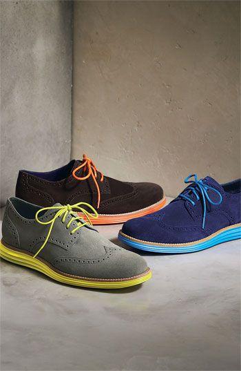 3e79486ce89037 Cole Haan  LunarGrand  Wingtip (Men)p--Love these )  wingtip  shoes   menstyle