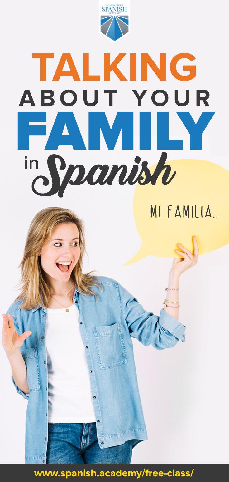 Family time family in spanish how to speak spanish