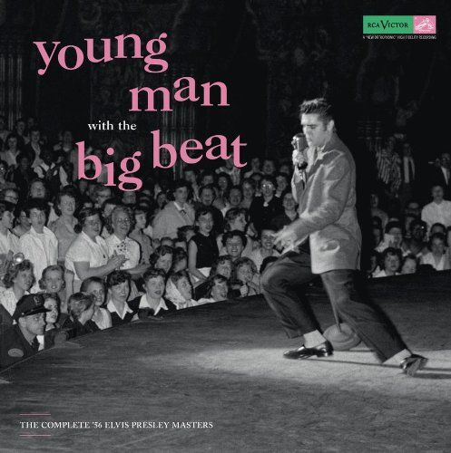 Young Man With the Big Beat Presley, Elvis