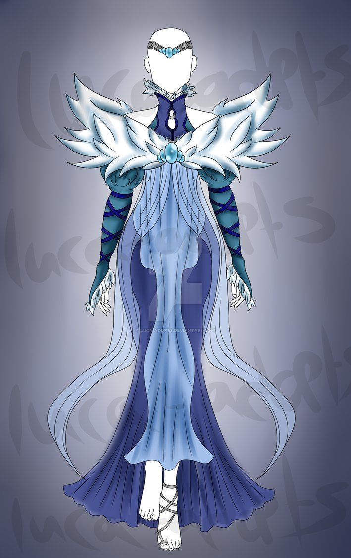 Moon Goddess Adoptable Auction Open By Luca Adopts On Deviantart