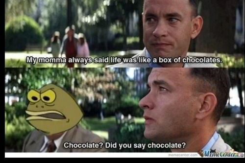 Chocolate? Chocolate!!! - poztag.com