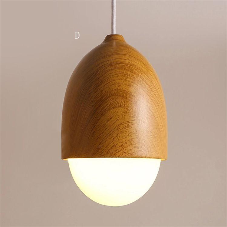 ペンダントライト 天井照明 北欧風照明 照明器具 1灯 D Wood Pendant