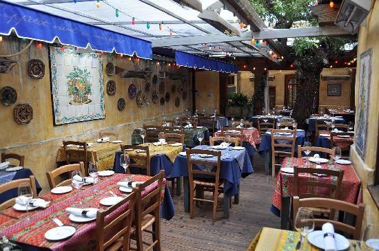 Resturant Patio S Casanova Restaurant Carmel Restaurant