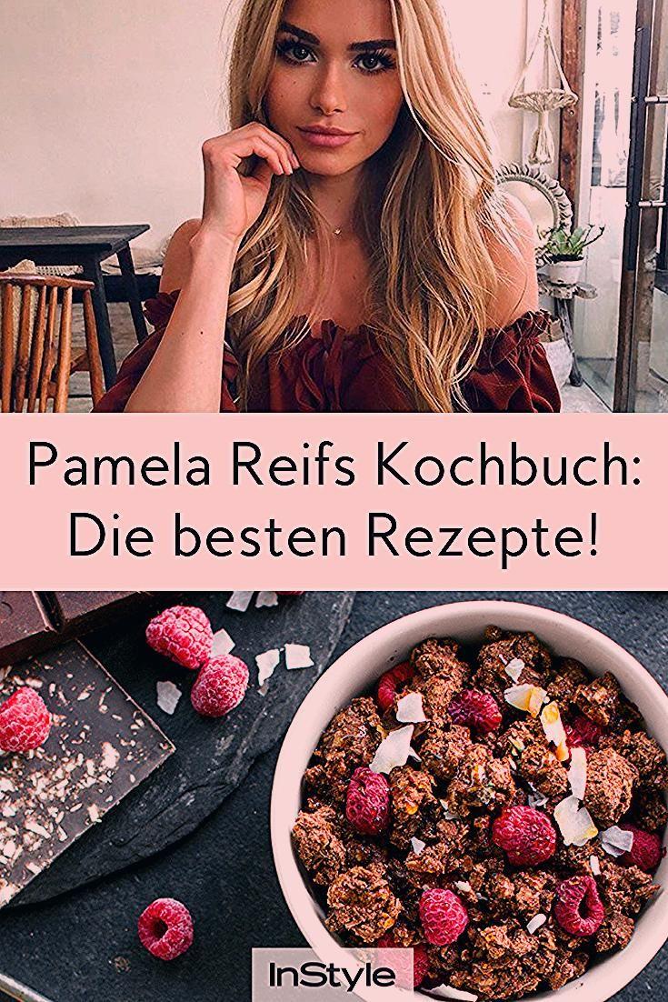 Abnehmen bedeutet Verzicht? Nicht unbedingt – Pamela Reif beweist mit dem neuen Kochbuch inklusive R...