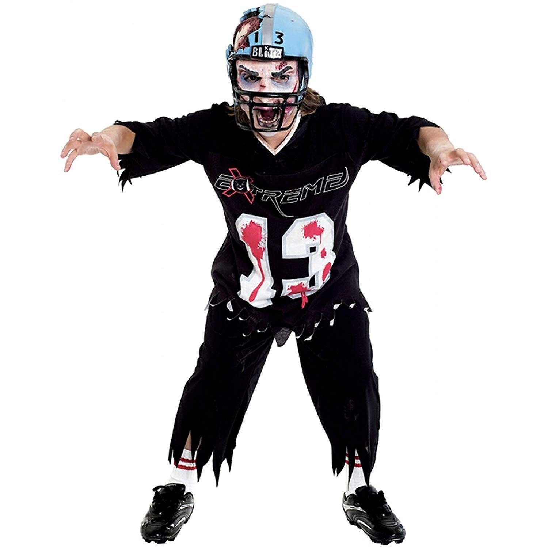 Football Player Halloween Costume.Pin On Zombie Football Player