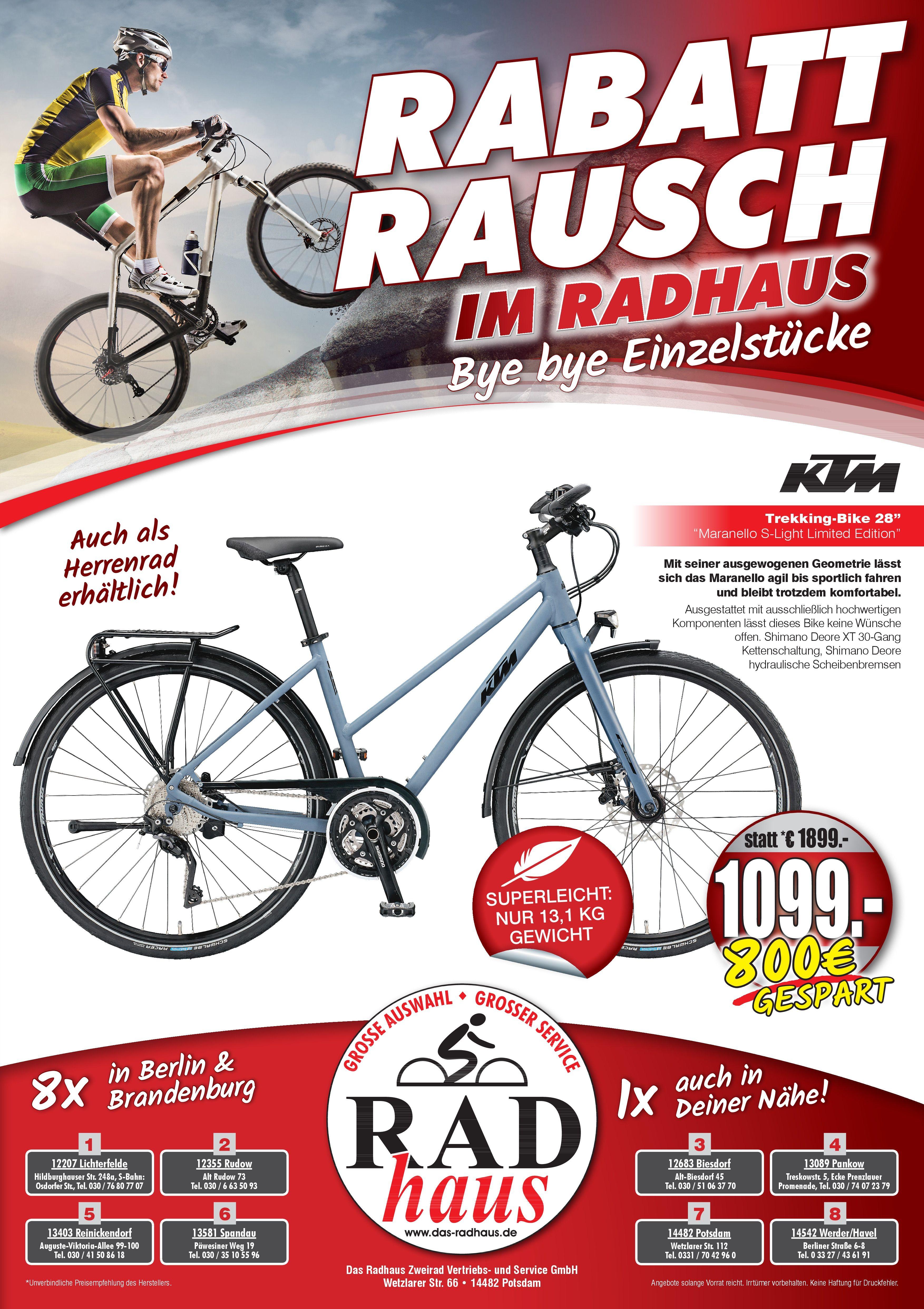Rabatt Fahrrad Angebot Noch Bis Zum 25 09 2019 Mit Bildern