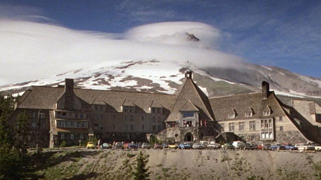 Timberline Lodge Overlook Hotel From The Shining 2020 Con