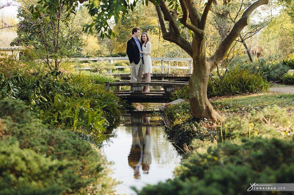 Engagement Hermann Park Houston Anese Gardens Wedding Photographer