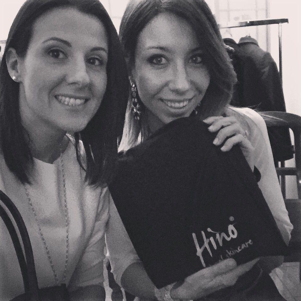 All'evento #hino presso l'hotel la Residence ad Abano Terme  #gallinepadovaneblog #padova #padovaalfemminile