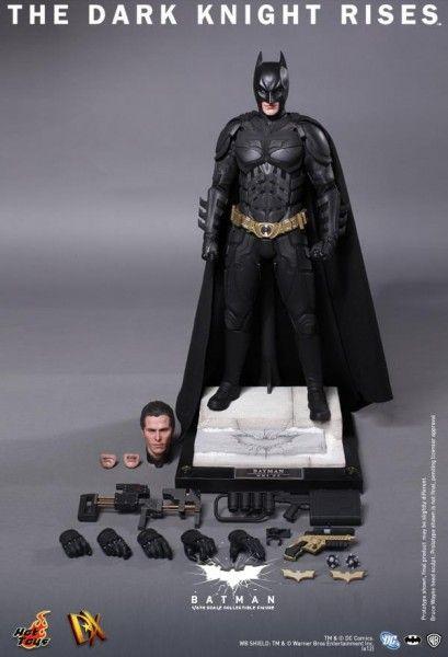 Hot Toys Da Semana Batman O Cavaleiro Das Trevas Ressurge