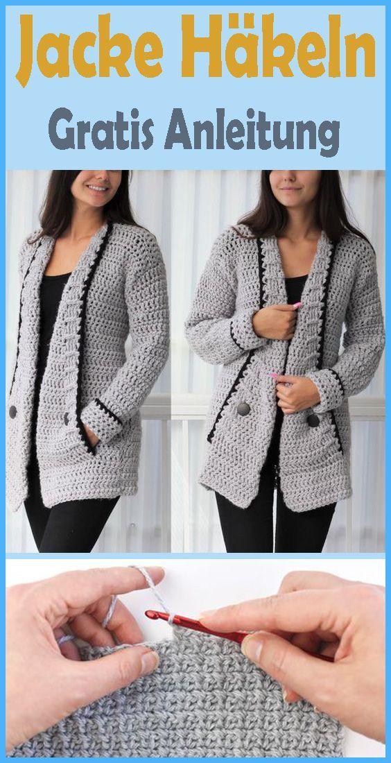 Photo of Diese absolut stylische, kuschelig-warme Lange Jacke ist perfekt für die kalten…
